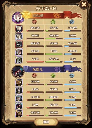 辅助出卡网:剑与远征23-14怎么过 23-14通关阵容搭配及站位分享