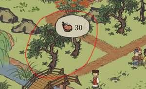 倾世洛神武将辅助:江南百景图树砍完了没皂荚怎么办 江南百景图刷新皂荚树方法