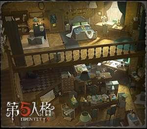 小七卡盟:第五人格新家具一览 事务所新归宿家具分享