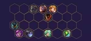 钻领卡盟:云顶之弈10.15最新阵容搭配推荐 10.15贵族圣盾龙阵容玩法攻略
