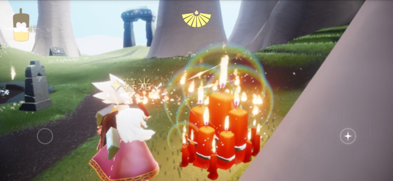 光遇手游8月2日每日任务攻略 大蜡烛魔法季位置一览