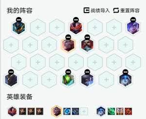 全民卡盟:云顶之弈10.15最新机甲阵容搭配推荐 10.15新版最强机甲阵容详解