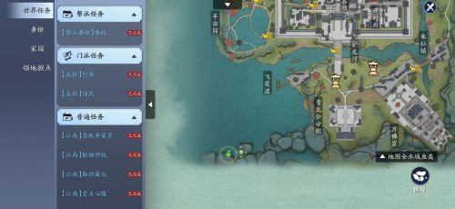 天涯明月刀手游黄河鲤鱼在哪 黄河鲤鱼刷新时间和位置一览