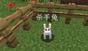 最便宜的绝地求生卡盟:我的世界手游杀手兔怎么召唤 我的世界杀手兔召唤指令分享